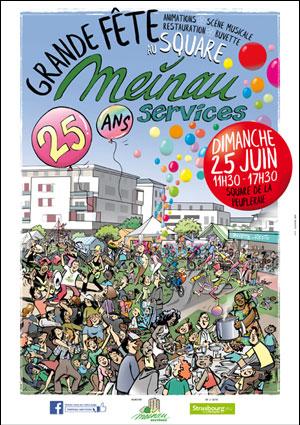 25 ans - Meinau Services